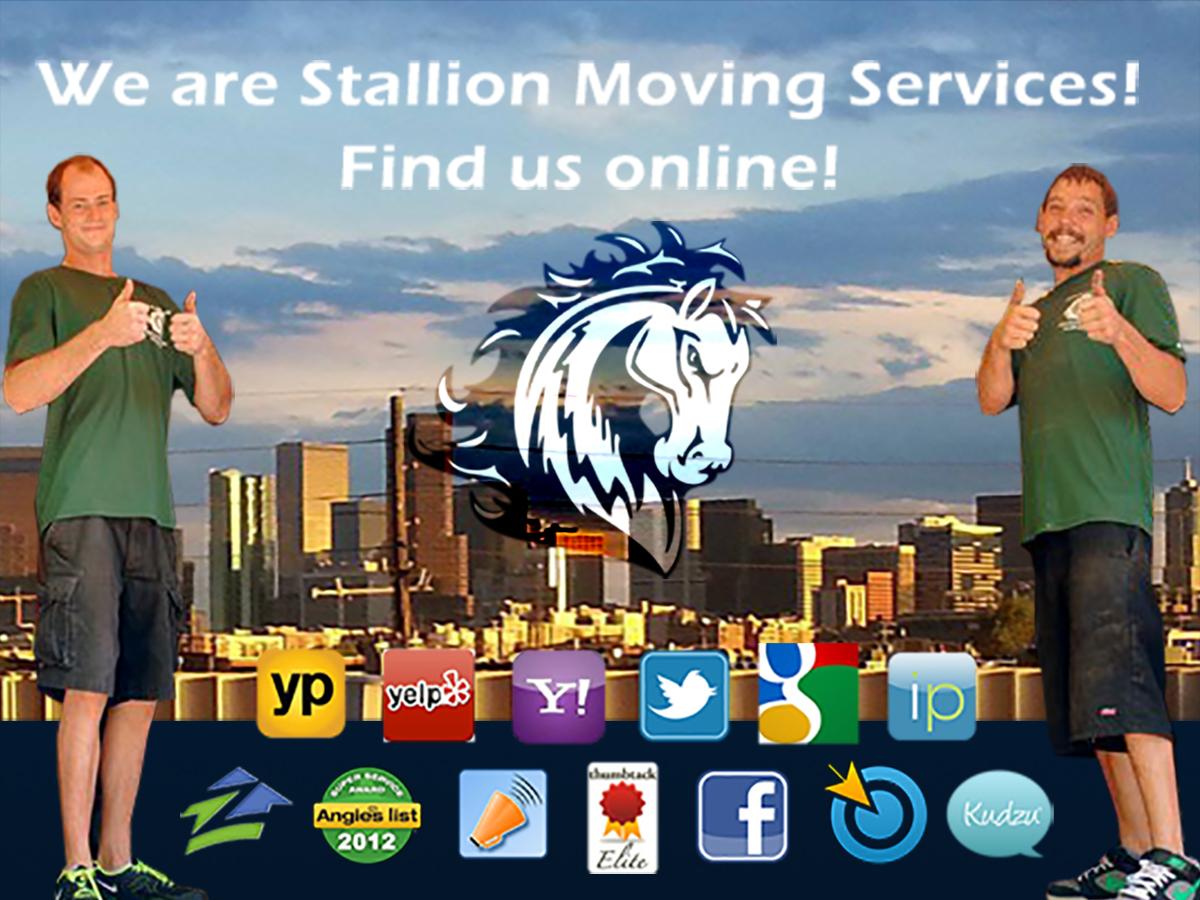 Stallion Moving