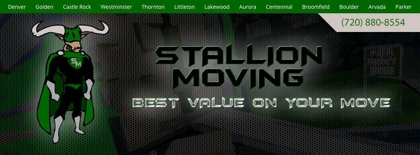 Denver Movers Stallion Moving Services